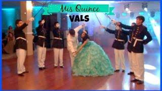 My Quinceañera Vals!
