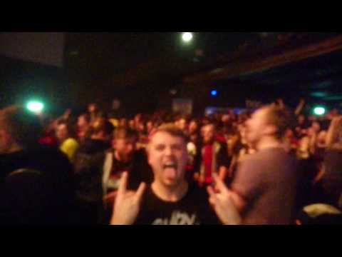 36 Crazyfists - Slit Wrist Theory LIVE at Forum Kentish Town, London [Moshvid]