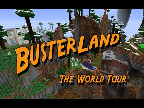 Modded Minecraft 1.10 (Episode 89) 500 Subscriber World Tour!