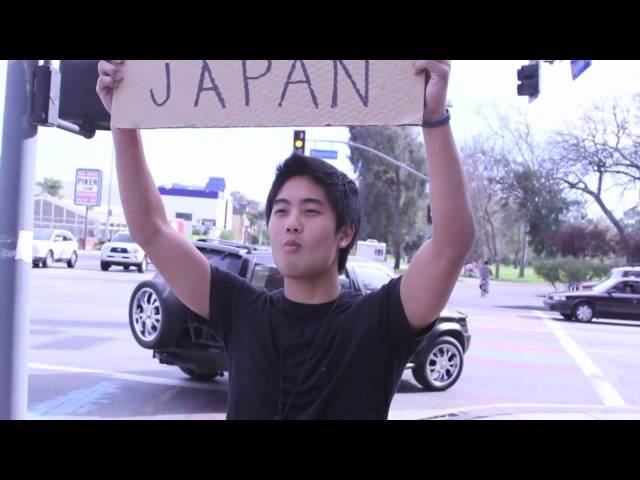 Honk For Japan!