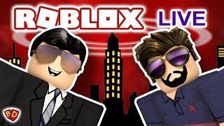 🔴 Roblox Live | Jailbreak and Natural Disaster Survival | Ben and Dad