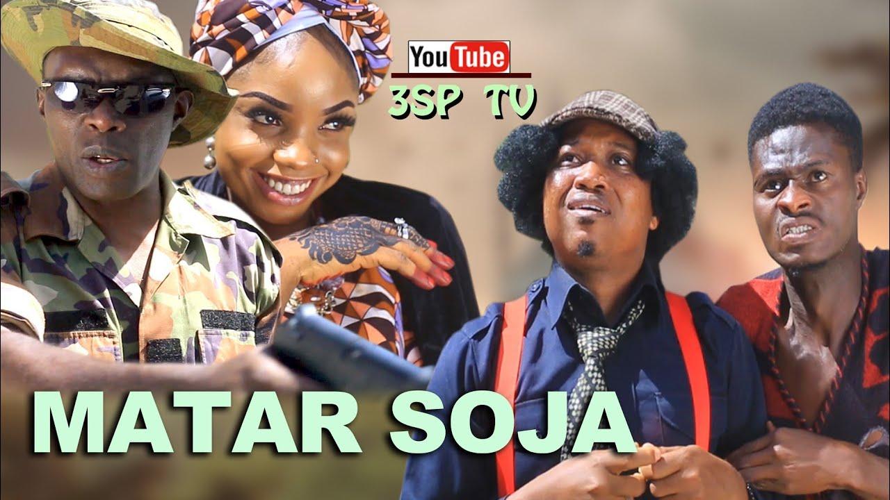 Download MATAR SOJA (official music video) Yamu Angon Sambisa da Maryam Fashion