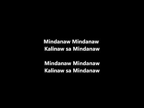 Kalinaw sa Mindanaw - Peace Talks Theme Song