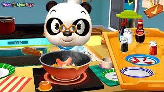 Dr. Pandas Restaurant 2 Kochspiel 🍳 Beste Kinder Apps Empfehlung