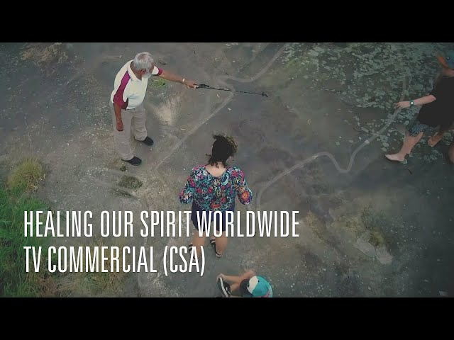 Healing Foundation CSA for NITV TV Commercial
