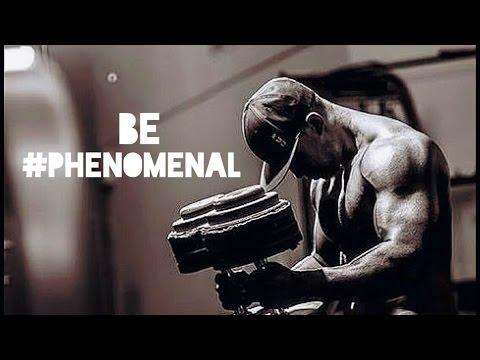 BODYBUILDING MOTIVATION - I AM PHENOMENAL