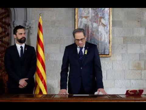 Catalonias Cabinet Picks Are Provocation Says Spains Ruling Party