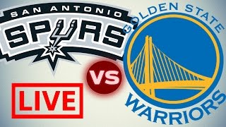 Golden State Warriors vs San Antonio Spurs | GSW vs SPURS