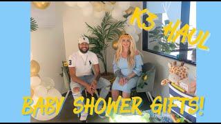 K3s Baby Shower Gifts | Nursery Sneak Peak