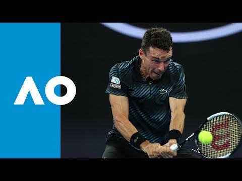 Roberto Bautista Agut v Andy Murray match highlights (1R) | Australian Open 2019