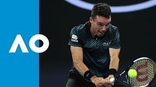 Roberto Bautista Agut v Andy Murray match highlights (1R) | Australian Open 2019