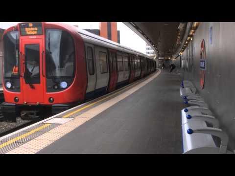 London Underground (Trip to Europe)