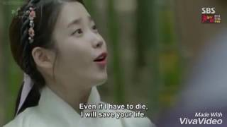 Moon Lovers Scarlet Heart Ryeo - Wang wook is jelous