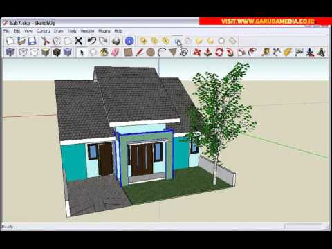 Tutorial Sketchup Belajar Render 1 Vray Render Setting Youtube