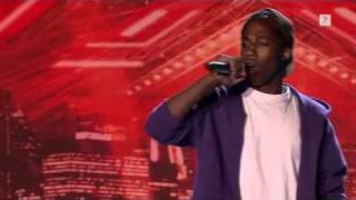 X Factor Norge 2010 - Andreas - Episode 2