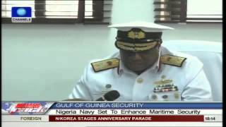 Nigeria Navy to enhance maritime security