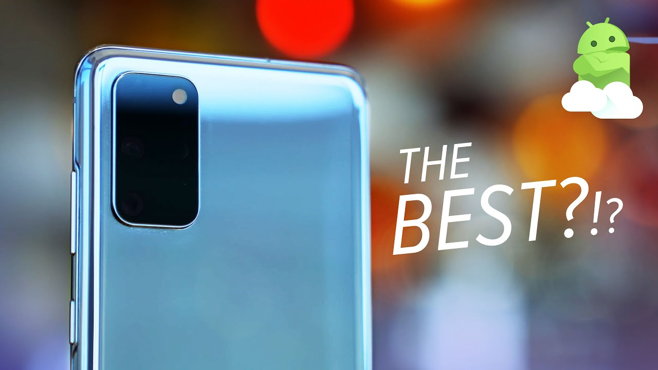 Best Android Phones - Summer 2020 - YouTube