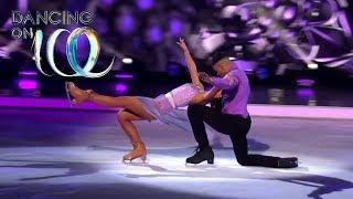 Watch Wes' Wonderful Boléro   Dancing on Ice 2019