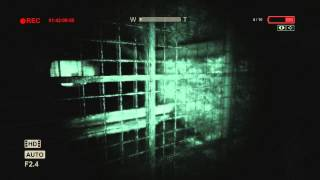 Let's Play Outlast With Crowbar - Part 6 - Sewer Rat