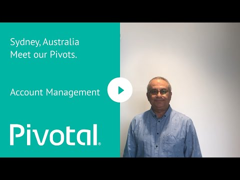 Meet Our Pivots: Account Management, Sydney, Australia
