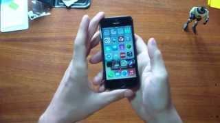 Обзор защитного стекла nuglas для iphone 5(Мой первый обзор. Надеюсь будет вам полезен при выборе защитного стекла и сравнении его с плёнкой. Лично..., 2014-09-05T06:58:29.000Z)