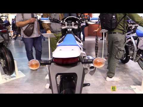 2015 TM Racing SMM 125   Walkaround   2014 EICMA Milan Motorcycle Exhibition