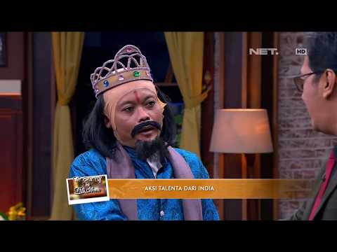 The Best Of Ini Talk Show - Aksi Pertunjukan Talenta Negeri India