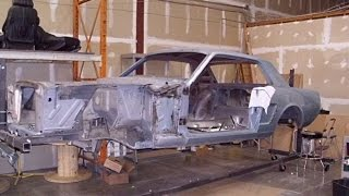 1965 MUSTANG SUPERCHARGED RESTORATION PROJECT