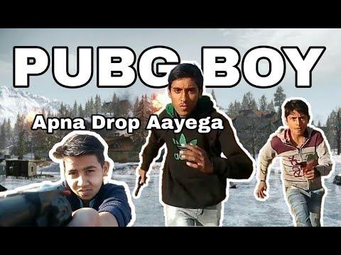 PUBG BOY   Gully Boy Spoof