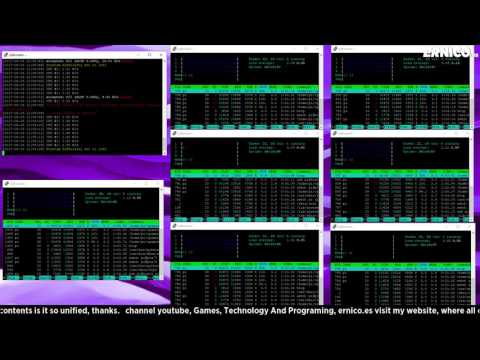 Cluster Mining Con Raspberry Pi 3 Modelo B + CPUMiner-Multi (minergate)