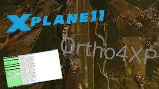 [X-Plane 11] Tutoriel Ortho4XP - Scènes Photoréalistes