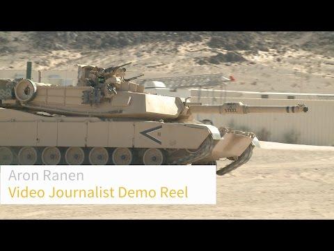 Aron Ranen 2017 Video Journalist Demo Reel