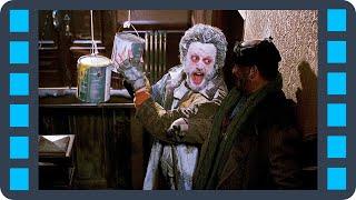 Улучшенная ловушка Кевина — «Один дома 2: Затерянный в Нью-Йорке» (1992) сцена 10/10 HD