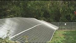 Installation of green energy storage facility on Mt. Tom underway
