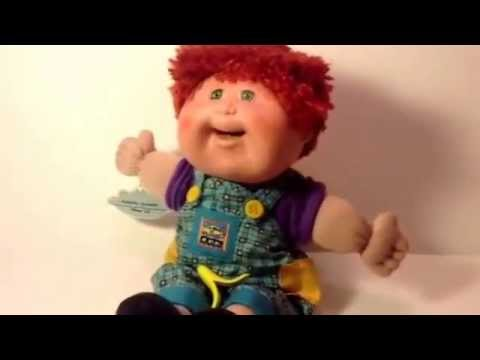 Toys that never should have been made | snacktime cabbage patch kid.