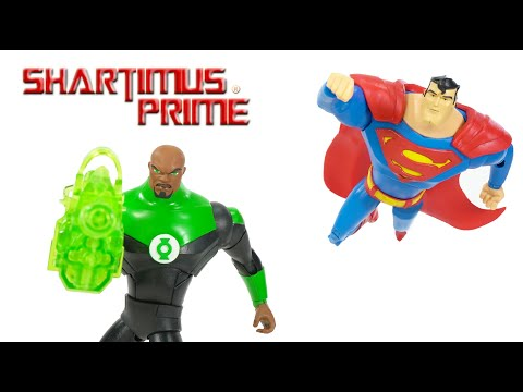 McFarlane DC Multiverse Animated Superman & Green Lantern Justice League Unlimited Figure ReviewKaynak: YouTube · Süre: 16 dakika46 saniye