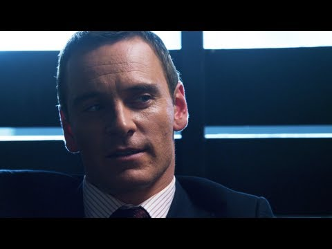 The Counselor - Fassbender and Pitt