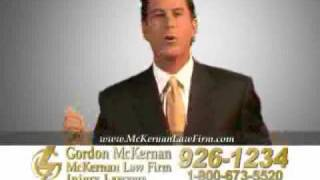 Baton Rouge Car Wrecks & Trucking Lawyer - Gordon McKernan - Settlements