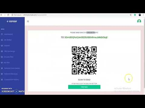 HOW TO EXCHANGE TBC TO BTC WITH INFINITY TBC TRADE