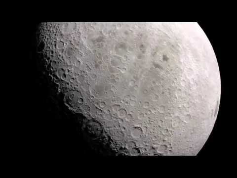 Moon's craters may overstate the intensity of early asteroid impacts
