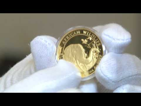 CoinTelevision: Emporium Hamburg Introduces Elephant Coin for MIF 2017. VIDEO: 2:28.