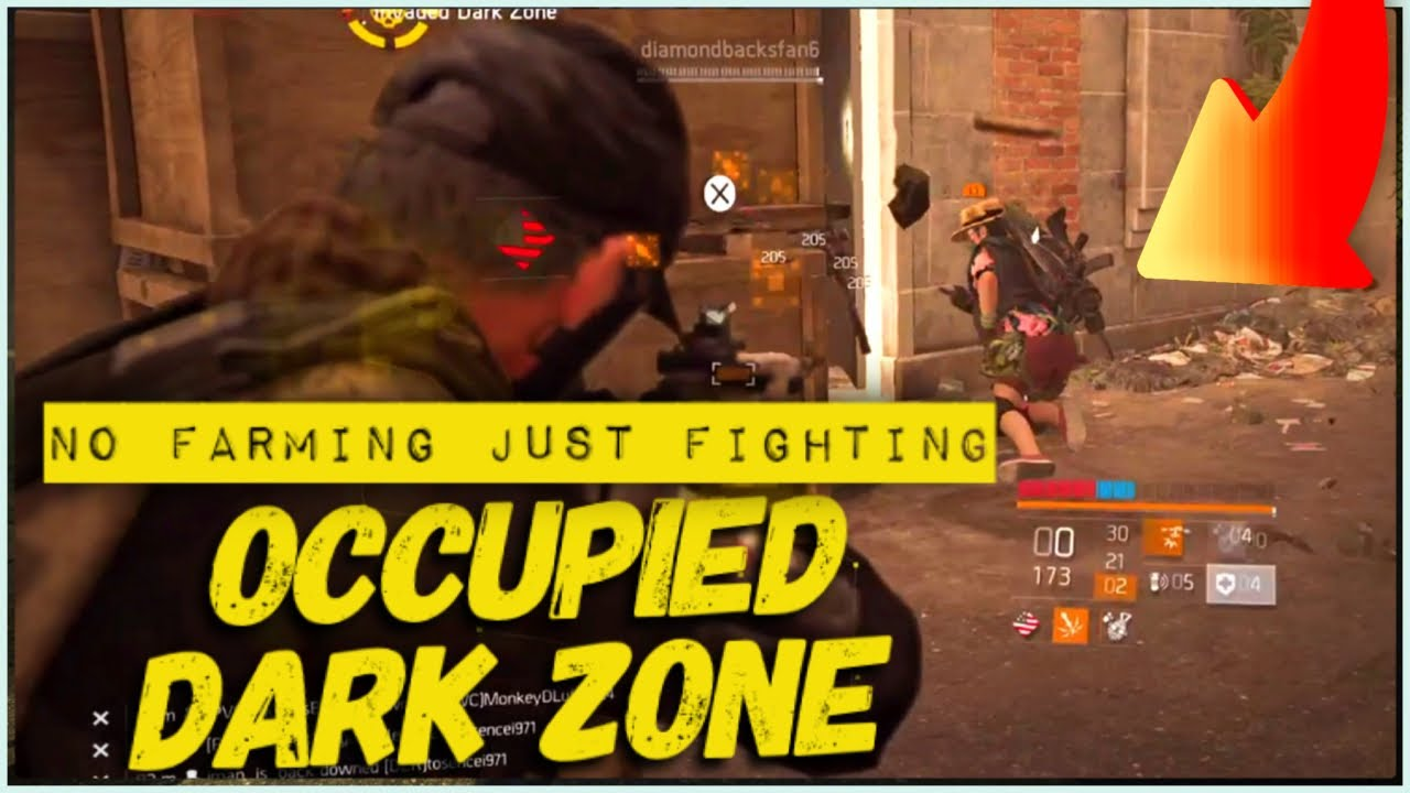 THE PVP DZ WE ALL WANTED.. The Division 2 Warlords of New York
