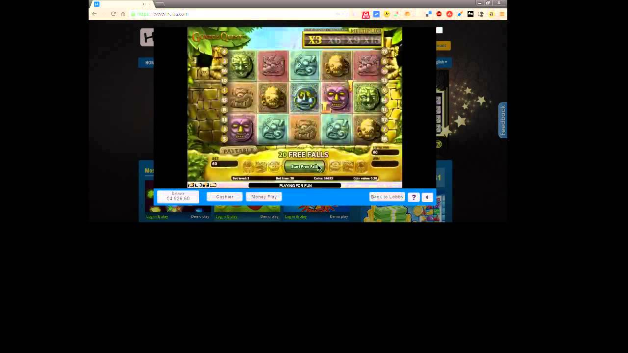 Online Casino Hopa