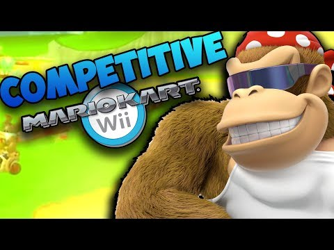 COMPETITIVE MARIO KART WII