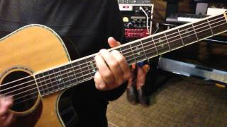 Shades of Blue - Open A# add4 tuning - Key of A# Bebop Dominant add F#