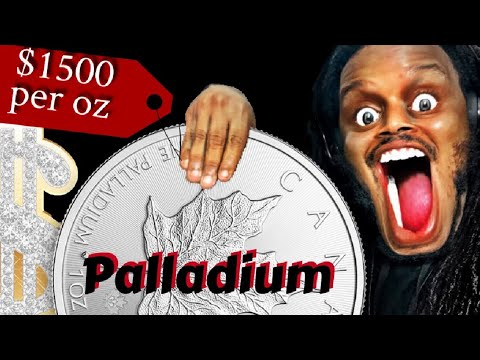 Should I Buy Palladium