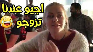 فتاة روسية تخاطب المغاربة بعد تأهل المغرب الى مونديال روسيا