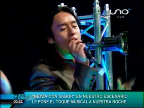 VIDEO: NEYZA CON SABOR - Bailando (en Vivo QNMP) - WWW.VIENDOESLACOSA.COM - Cumbia 2015