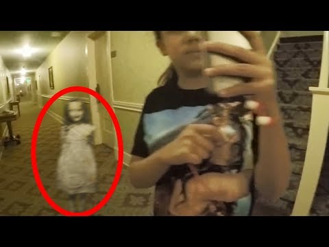 5 Ghosts Caught On Camera – Poltergeist