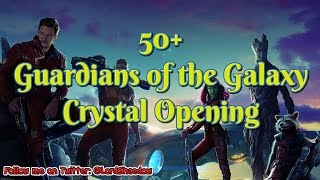 marvel contest of champions guardians of the galaxy crystal opening